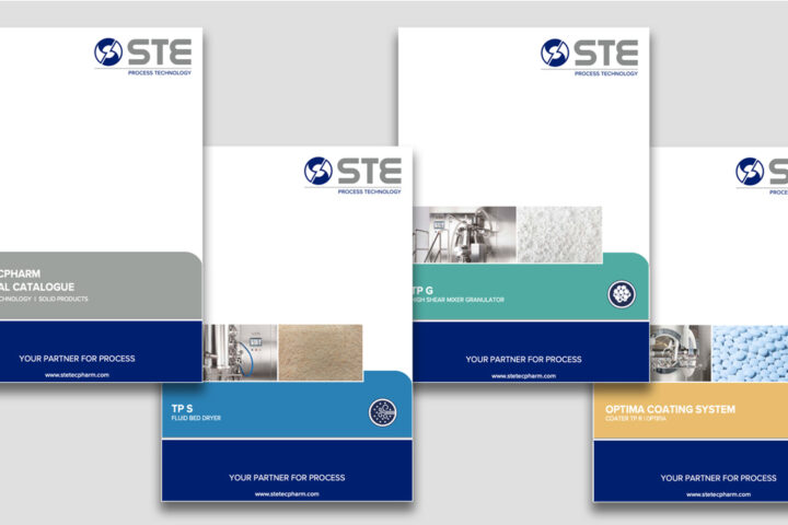 Diseño de Catálogos STE Tecpharm