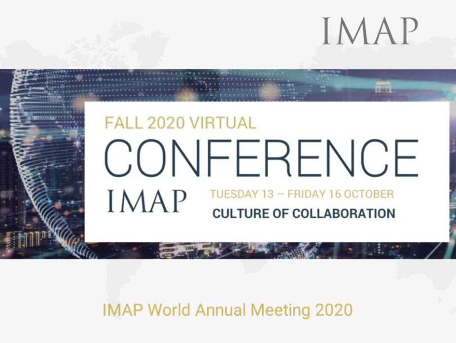 MAP's first Virtual Conference